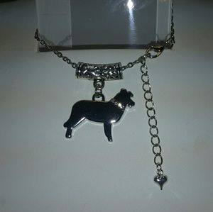 Jewelry - BORDER COLLIE NECKLACE